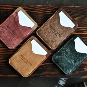 Card Holder 3 Pocket
