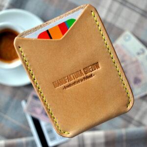 Card Pocket – natural