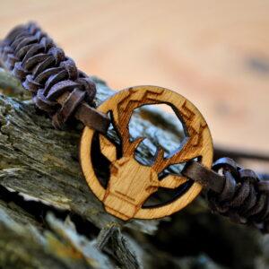 Bracelet Wooden – Deer